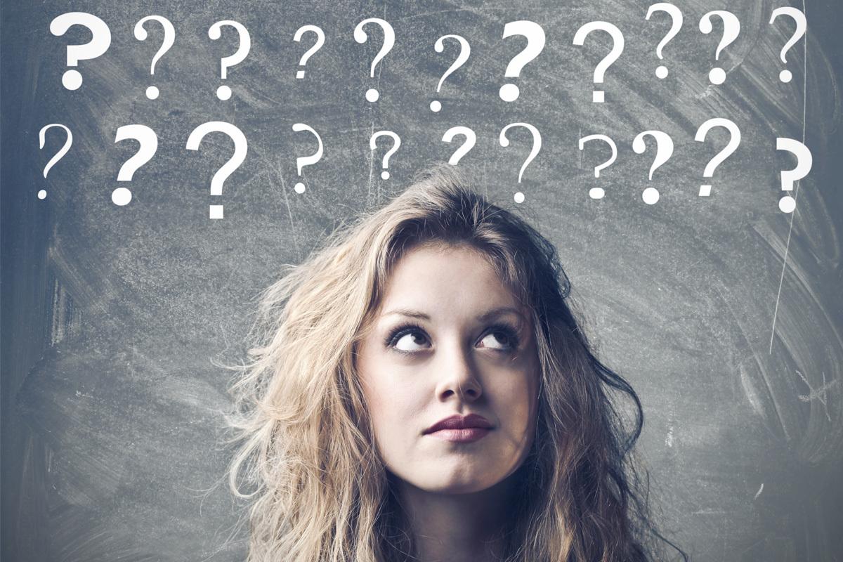 девушка думает, планирует, женская логика, женский вопрос
